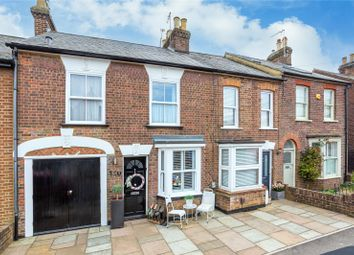 Thumbnail 3 bed terraced house for sale in Cravells Road, Harpenden, Hertfordshire