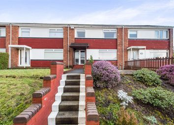 Thumbnail 3 bed terraced house for sale in Glenashdale Way, Paisley