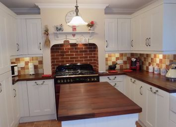 Thumbnail 2 bed semi-detached house for sale in Florence Close, Abertillery