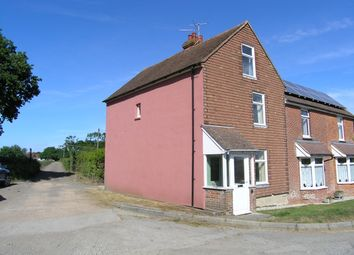 Thumbnail 4 bed semi-detached house for sale in Harebeating Lane, Hailsham