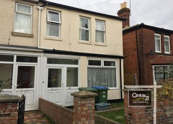 Thumbnail 5 bed terraced house to rent in Harefield Road, Southampton