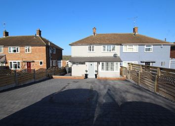 Thumbnail 3 bed semi-detached house for sale in Marston Lane, Bedworth