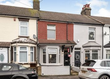 Thumbnail 2 bed terraced house for sale in Bingham Road, Strood, Rochester