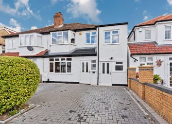 5 bed semi-detached house for sale in Selbourne Avenue, Tolworth, Surbiton KT6
