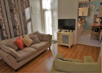 Thumbnail 2 bed terraced house for sale in Wolverton Road, Leicester