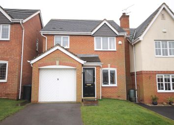 Thumbnail 3 bed detached house for sale in Bradgate Croft, Hasland, Chesterfield