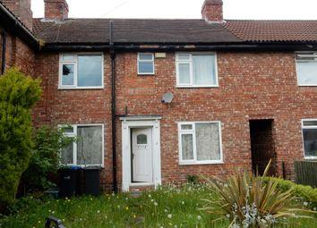 Thumbnail 3 bed terraced house for sale in 5 Oak Avenue, Gilesgate, Durham, County Durham