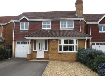 Thumbnail 4 bed detached house for sale in Aubrey Close, Hayling Island