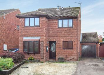 3 bed detached house for sale in Wessington Drive, Hereford HR1