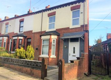 Thumbnail 3 bed end terrace house for sale in Heywood Old Road, Middleton, Manchester