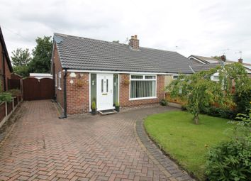 Thumbnail 2 bed semi-detached bungalow for sale in Lock Lane, Partington, Manchester