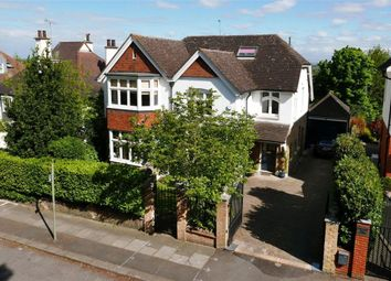 Thumbnail 6 bed detached house for sale in Vineyard Hill Road, Wimbledon