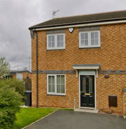 Thumbnail 3 bedroom end terrace house for sale in Aidan Court, West Lane, Middlesbrough
