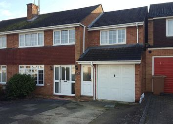Thumbnail 5 bedroom semi-detached house for sale in Caldbeck Drive, Woodley, Reading
