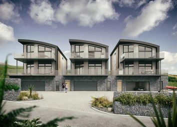 Thumbnail 4 bed detached house for sale in The Dune Houses, Perranporth, North Cornish Coast