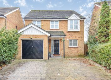 Thumbnail 4 bed detached house for sale in Heron Way, Chelmsford