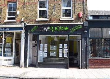 Thumbnail Retail premises to let in 132 Crouch Hill, Crouch End, London