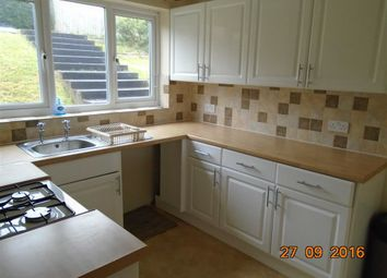 Thumbnail 2 bedroom terraced house to rent in Quicks Walk, Torrington, Devon