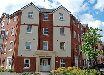 Thumbnail 2 bed flat for sale in Trefoil Gardens, Amblecote, Stourbridge