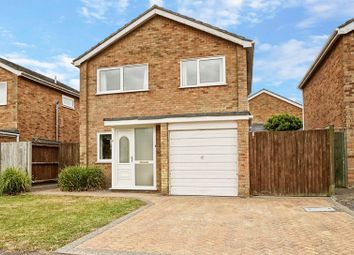 Thumbnail 4 bedroom detached house for sale in Whitehall Way, Perry, Huntingdon