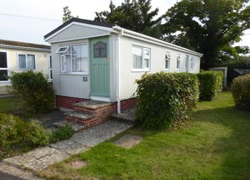 Greenacres Park, Meysey Hampton, Cirencester, Gloucestershire GL7. 1 bed mobile/park home