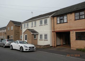 Thumbnail 2 bed flat to rent in Luke Street, Eynesbury, St. Neots
