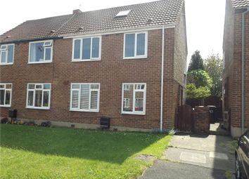 Thumbnail 3 bed semi-detached house to rent in Lilac Avenue, Durham, Durham