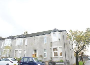 Thumbnail 1 bed flat to rent in Chapelton Gardens, Dumbarton, Dunbartonshire