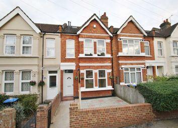 Thumbnail 4 bedroom terraced house for sale in Selwyn Road, London
