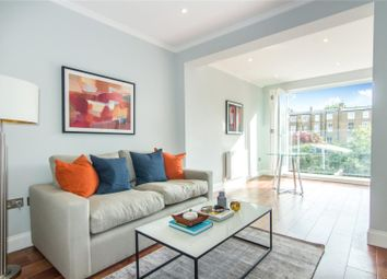 Thumbnail 1 bed flat for sale in Boscombe Road, London