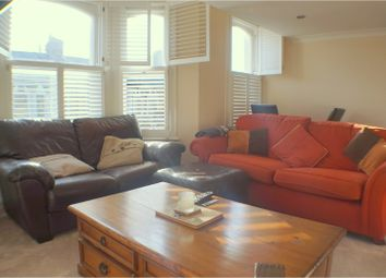 Thumbnail 3 bed flat to rent in Ballater Road, Clapham South