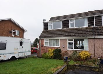 Thumbnail 3 bed semi-detached house for sale in Moorside Gardens, Drighlington