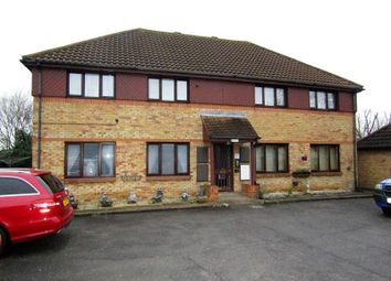 Thumbnail 1 bedroom flat for sale in Oakwood Grove, Wickford Avenue, Basildon, Essex.