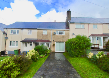Thumbnail 3 bedroom terraced house for sale in Rhosgadfan, Caernarfon