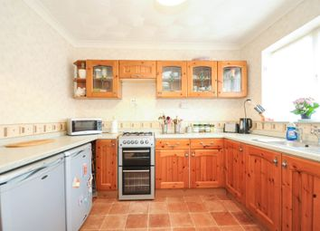 Thumbnail 3 bedroom terraced house for sale in Glebe Close, Thetford