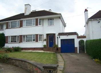 Thumbnail 3 bed semi-detached house to rent in Kirkfield Close, Cawthorne, Barnsley