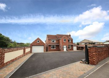Thumbnail 6 bed detached house for sale in Common Road, South Kirkby