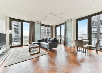 Thumbnail 1 bed flat for sale in Capital Building, Embassy Gardens, Nine Elms