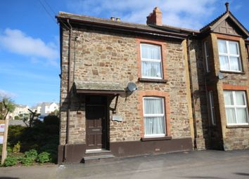 Thumbnail 3 bedroom end terrace house to rent in East Street, Chulmleigh