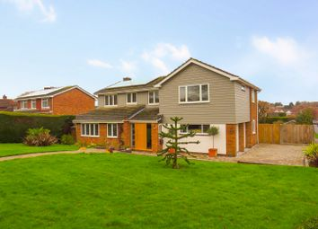 Thumbnail 5 bed detached house for sale in South Road, Wivelsfield Green, Haywards Heath
