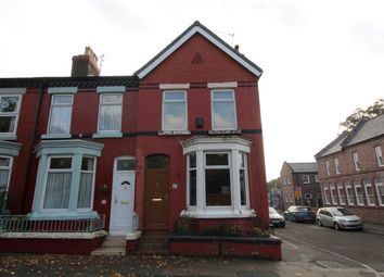 Thumbnail 3 bed terraced house to rent in St Michaels Road, Aigburth