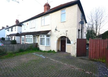 Thumbnail 4 bed semi-detached house to rent in Wokingham Road, Reading, Berkshire