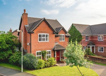 Thumbnail 4 bed detached house for sale in Eleanor Harris Road, Baschurch, Shrewsbury