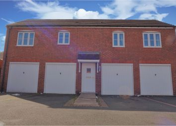Thumbnail 2 bed flat for sale in Marlborough Road, Telford