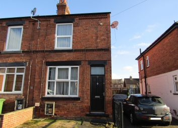 Thumbnail 2 bed end terrace house for sale in Nelson Street, Retford