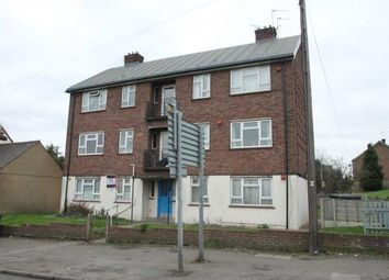 Thumbnail 1 bed flat for sale in London Road, Stone, Dartford, Kent