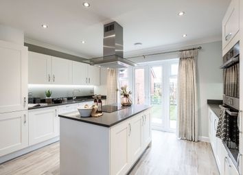 """Thumbnail 4 bedroom detached house for sale in """"The Harwood"""" at University Park Drive, Worcester"""