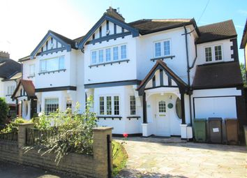 Thumbnail 4 bed semi-detached house to rent in Essex Road, London