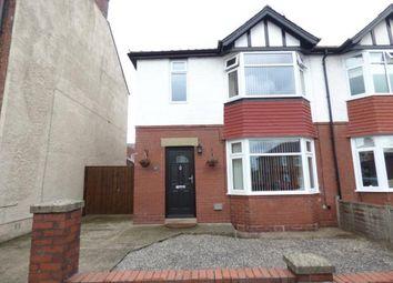 Thumbnail 3 bed semi-detached house for sale in Rosebery Road, Carlisle, Cumbria