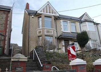 Thumbnail 3 bed semi-detached house for sale in Park Road, Hengoed